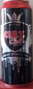 Cult Cola Sugar Free
