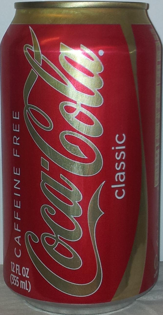 coca cola koffein