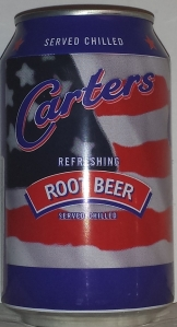 Carters Root Beer