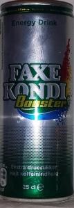 Faxe Kondi Booster