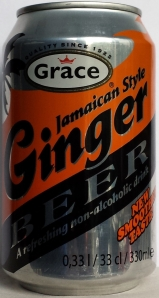 Grace Jamaican Style Ginger Beer