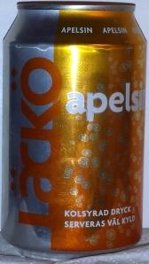 Läcko Apelsin