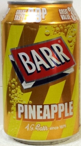 BarrPineapple