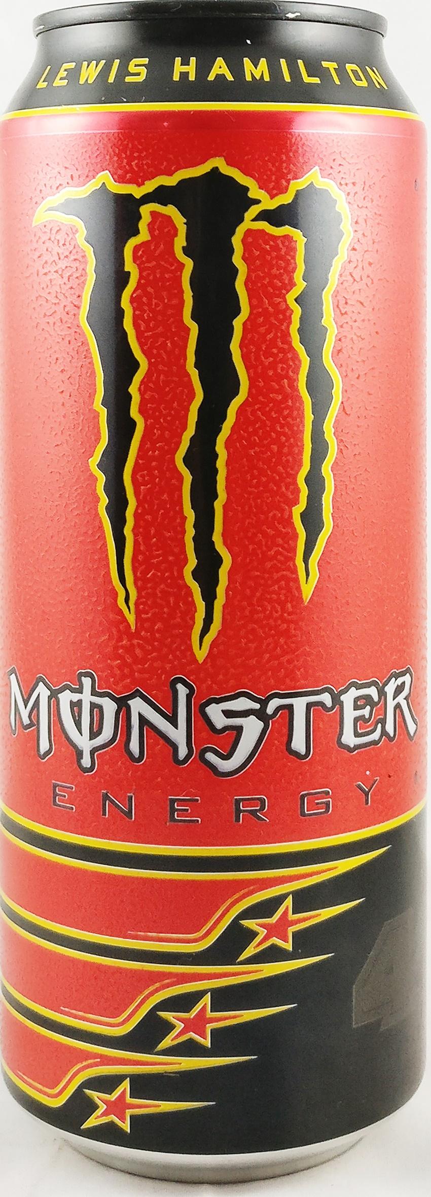 hur mycket koffein i en monster